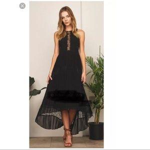 Adelyn Rae Irina High and low Dress